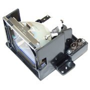 Electrified- Lv-7555 Replacement Lamp With Housing For Canon Projectors