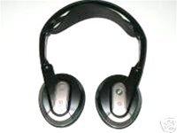 Rosen Ac3640 Fold Flat Wireless Dual Channel Headphone