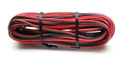 20Guage 25 Ft 12Vdc Wire Red/Black 2 Conductor