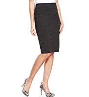 M&S Collection Pencil Knitted Skirt