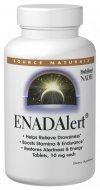 Source Naturals Nadh, Enadalert & Enada 30 Tabs, 5 Mg