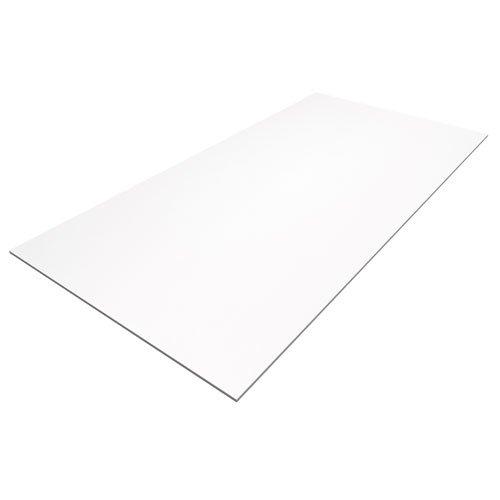 kunststoff bastelplatten wei 1000 x 500 x 3 mm zum basteln f r modellbau m belverblendung. Black Bedroom Furniture Sets. Home Design Ideas