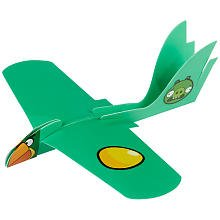 Loftus International Super Looper Angry Birds Indoor/Outdoor Boomerang Plane