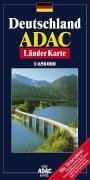 Germany 1:650,000 Road Map by ADAC PDF