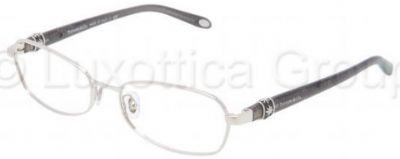 TIFFANY Eyeglasses TF 1074B 6071 Silver 52MM