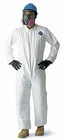Dupont TY120S M Medium Tyvek Coveralls Suit Sold