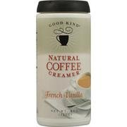Good Kind Natural Coffee Creamer French Vanilla -- 8 oz