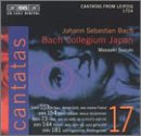echange, troc Yukari Nonoshita, Gerd Turk, Robin Blaze - Bach : Cantates sacrées vol.17 BWV 153, 154, 73, 144, 181
