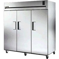 True Reach-in Freezer W/ 3 Solid Doors - 85 Cu. Ft. - TG3F-3S