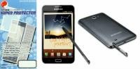 Super Protector (クリスタルクリア) Galaxy Note(GT-N7000)