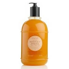 PERLIER HONEY BATH & SHOWER CREAM 3 LITER W/ PUMP