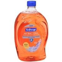 Softsoap Antibacterial Hand Soap with Moisturizers Refill, Crisp Clean, 56 fl oz