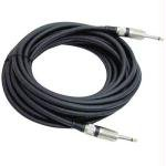 Pyle PPJJ-30 1/4-Inch to 1/4-Inch Professional Speaker Cable (30 Feet)
