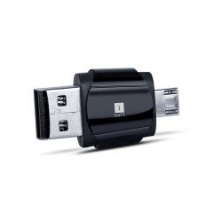 IBall Hybrid Dual USB 2 In 1 use as Card Reader & Pen Drive
