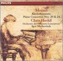 Concertos pour piano Nos 20 & 24