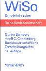 img - for Betriebswirtschaftliche Entscheidungslehre book / textbook / text book