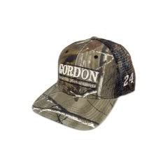 The Game Jeff Gordon Bar Trucker Adjustable Hat - Camo by NASCAR