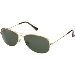 Ray-Ban Cockpit Sunglasses - Arista / G-15 XLT - Polarized
