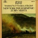 John Knowles Paine: Symphony No. 1, Overture to As You Like It