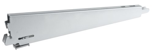 Rubbermaid 5E20 FastTrack 16-Inch Bracket with Clips