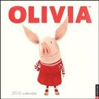 Olivia 2010 Wall Calendar (0789319608) by Falconer, Ian