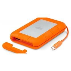 LaCie 2 TB Rugged Thunderbolt External Hard Drive