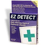 EZ DETECT Home Test for Early Warning Signs of Colorectal Disease - 1 ea