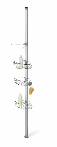 Simplehuman (Canworks) BT1009 Tension Shower Caddy 60x9x3