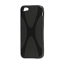 【iPhoneケース】iPhone5 専用 TPUケース X型