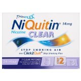 NIQUITIN CQ Patches 14MG 7 Clear