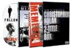 CHRISTOPHER NORAN 2-TITLE BOX メメント コレクターズ・セット [DVD]