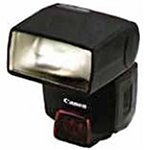 Canon 380EX EOS Speedlite flash unit for PowerShot Pro70 and G1