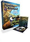 Apprentice Adventure! Leonardo Da Vinci (Win/Mac Cd-Rom) front-842847