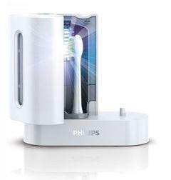 Philips-HX-673290-Sonicare-HealthyWhite-2x-elektr-Schallzahnbrsten-mit-3-Putzeinstellungen-2x-DiamondClean-Brstenkpfe-1x-UV-Desinfektionsgert-Diamond-Edition-Zahnrzte-empfehlen-Philips-Sonicare