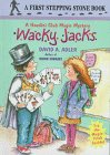 Wacky Jacks (Houdini Club Magic Mystery) (0679946969) by Adler, David