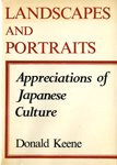 Landscapes and Portraits: Appreciations of Japanese Culture (0870111469) by Donald Keene