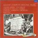 モーツァルト:フリーメーソンのための音楽集