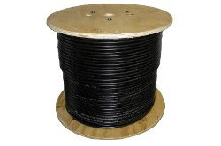 Solar Cable PV Wire, 10AWG, UL4703 , 600VDC, Black, 1000' spool from ENCORE