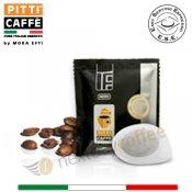 Choose Pitti Caffe Nero Coffee Pods (100 pods) - Pitti Caffe