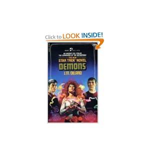 Demons (Star Trek, No 30) J.M. Dillard