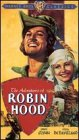 Adventures of Robin Hood [VHS]