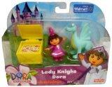 Fisher-Price Dora the Explorer Lady knight Dora