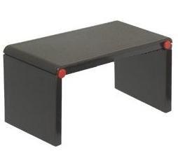 kompakte tragbare und faltbare fu st tze von back relax f r den gebrauch zu hause auf der. Black Bedroom Furniture Sets. Home Design Ideas