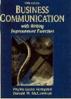 Business Communication with Writing Improvement Exercises by Phyllis Davis Hemphill M.S.