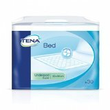 60 TENA Green Super Bed protectors - Pack of 60 Pads. 60cm x 90cm 114g are designed to cover mattresses in order to absorb leakages, reduce odours and maintain dryness. PBS Medicare Best Price Bed Pads. 2 x 30 Pads Per Pack.