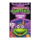 """Teenage Mutant Hero Turtles - Donatellos Dreh [VHS]von """"Murakami Wolf Svenson"""""""