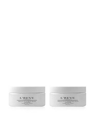 L'Reve Body Treatment Lavender Duo