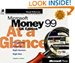 Microsoft Money 99 at a Glance: UK ed...