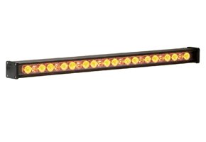 "Sho-Me Lightstorm 30"" Led Signal Stick - Amber"