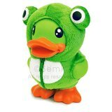 B.Duck Frog Saving Bank, 16cm - 1